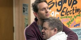 Glenn Howerton Says Patton Oswalt Is In 'A Very Good Place' After Being Remarried