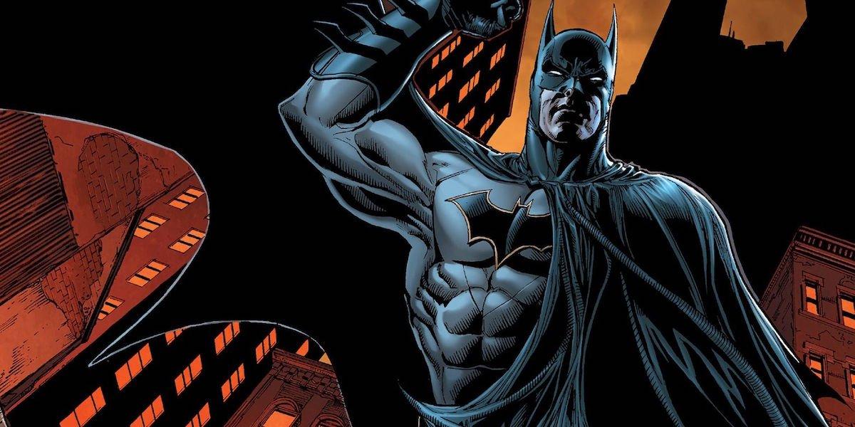 Batman in the comics