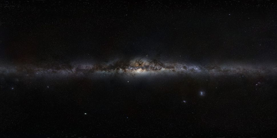 19 Galaxies Are Apparently Missing Dark Matter. No One Knows Why.
