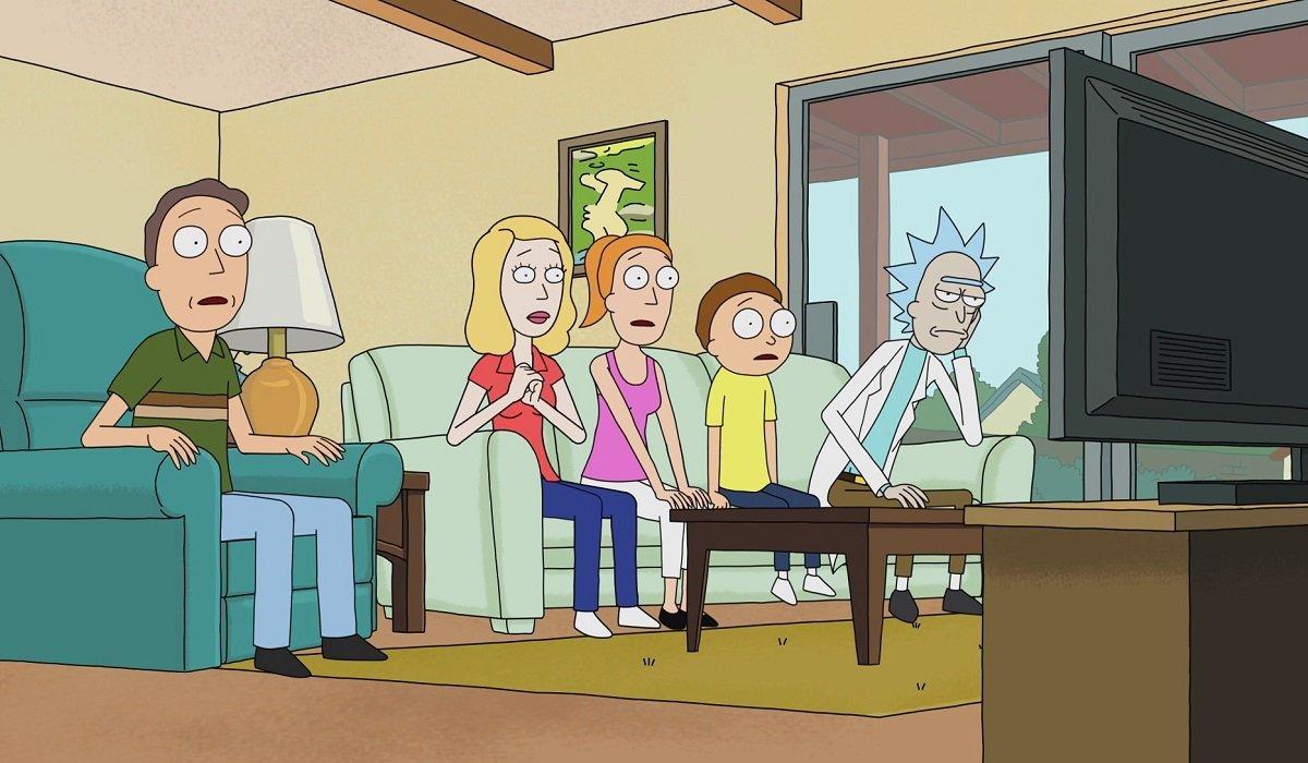 Rick and Morty HBO Max