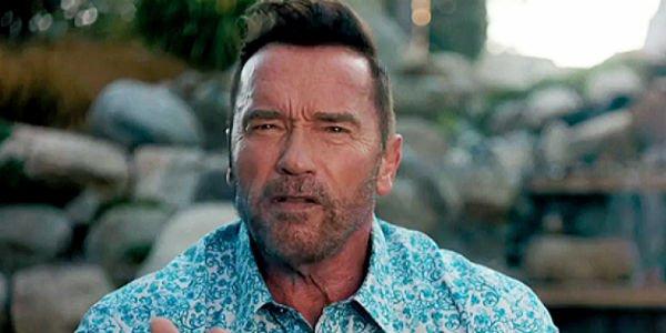 Arnold Schwarzenegger - Killing Gunther