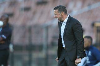 Orlando Pirates coach Josef Zinnbauer