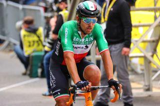 Tour de France 2021 108th Edition 1st stage Brest Landerneau 1978 km 26062021 Sonny Colbrelli ITA Bahrain Victorious photo Kei TsujiBettiniPhoto2021