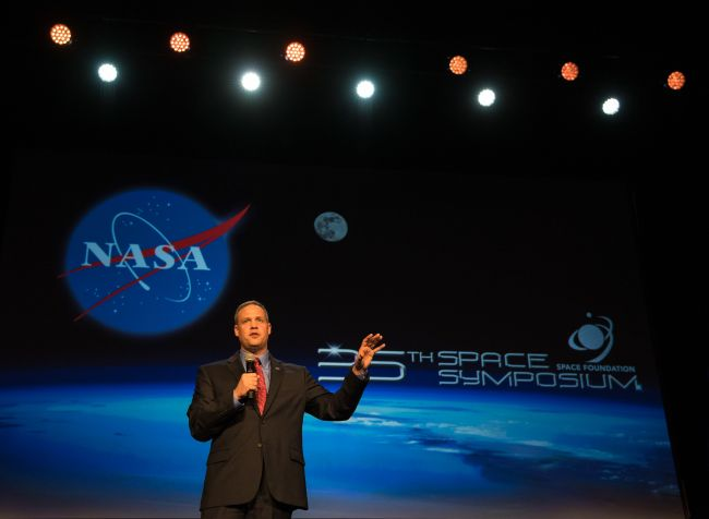 Astronauts on the Moon in 2024? US Can't Do It Alone, NASA Chief Says