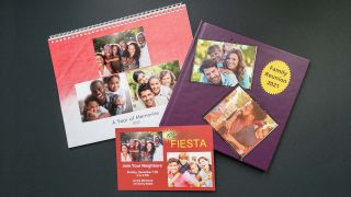 VistaPrint photo print products