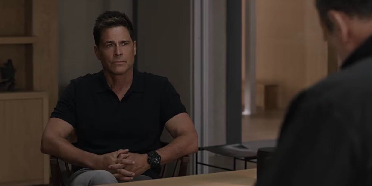 Rob Lowe Shares Feelings After Monday Night's 911: Lone Star Episode Was A Total Family Affair