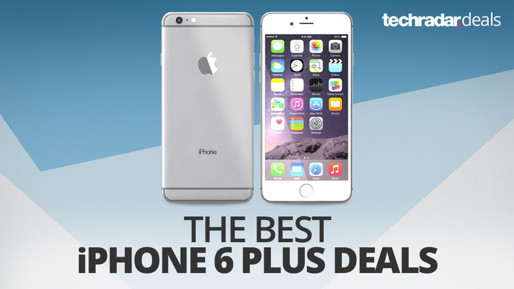 best deal on iphone 6 plus the best iphone 6 plus deals in january 2018 techradar 18299