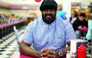 Gregory Porter's series charting great pop singers through the ages centres on crooners this week.