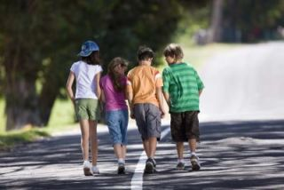 Mobile devices can help us take the necessary steps to keep kids healthy