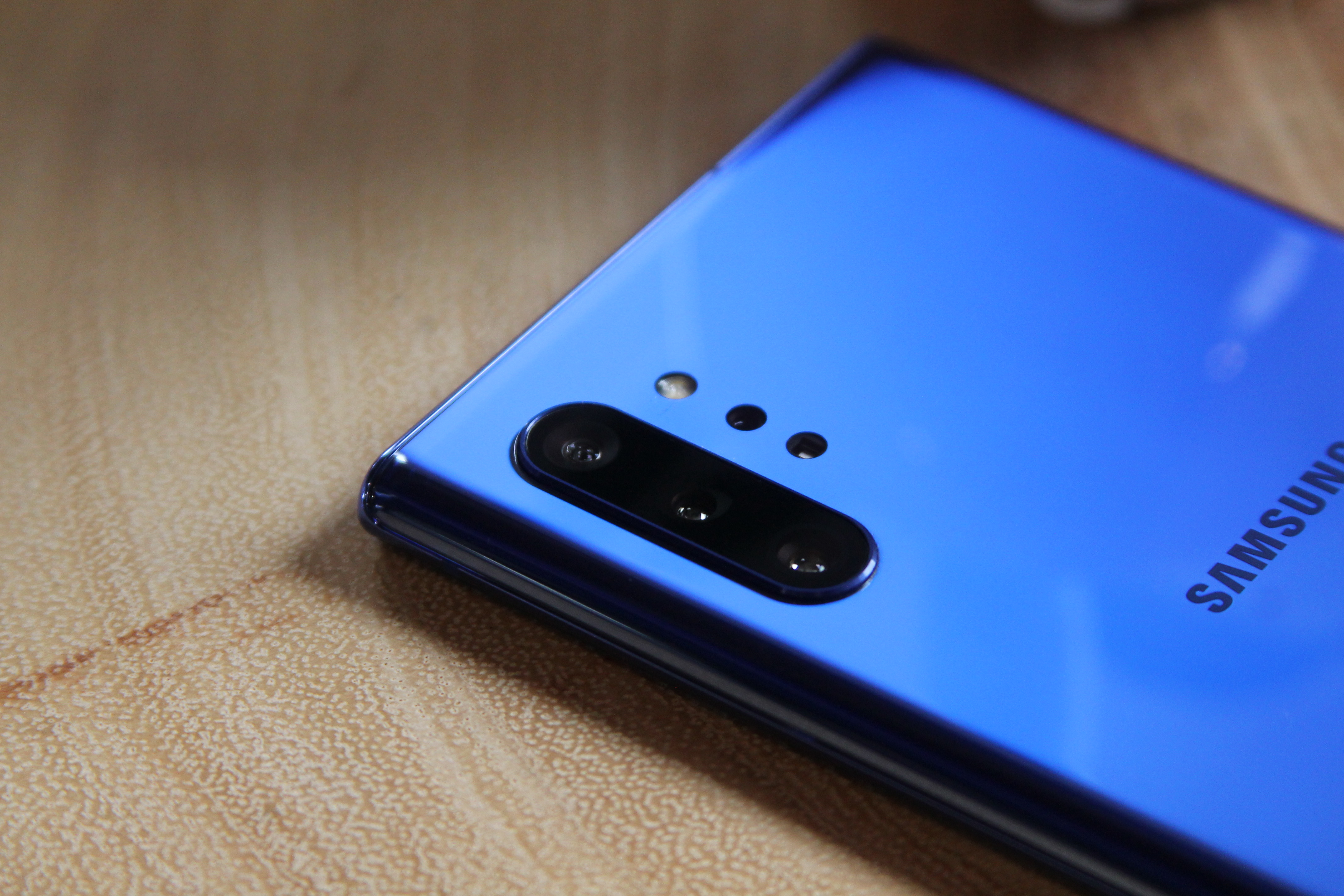 With Note 10, Samsung Blinks in the Battle for Better Camera Phones