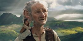 What Happened When Mark Rylance Tried To Ask Andy Serkis For Mo-Cap Help On The BFG