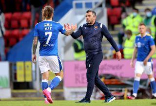 St Johnstone v Galatasaray – UEFA Europa League – Third Qualifying Round – Second Leg – McDiarmid Park