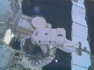 Orbital Repair: Spacewalkers Replace Broken Space Station Gyroscope