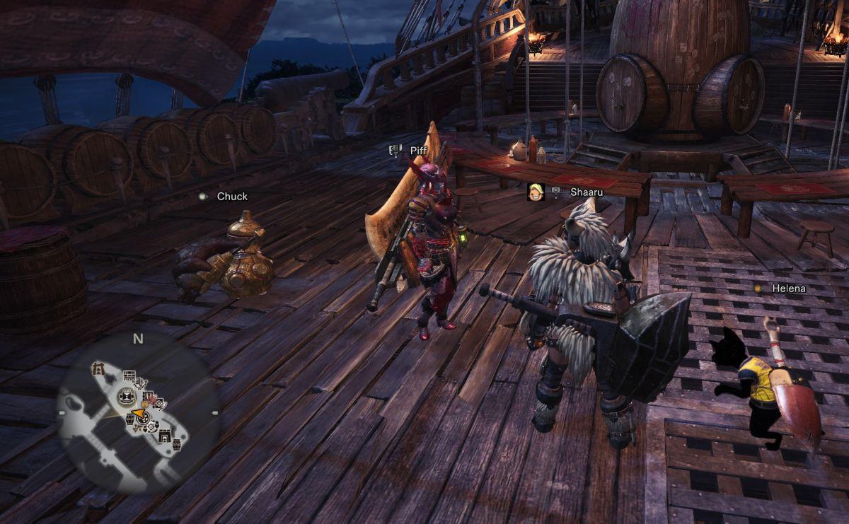 Monster Hunter: World mod lets you transmog your armor's appearance