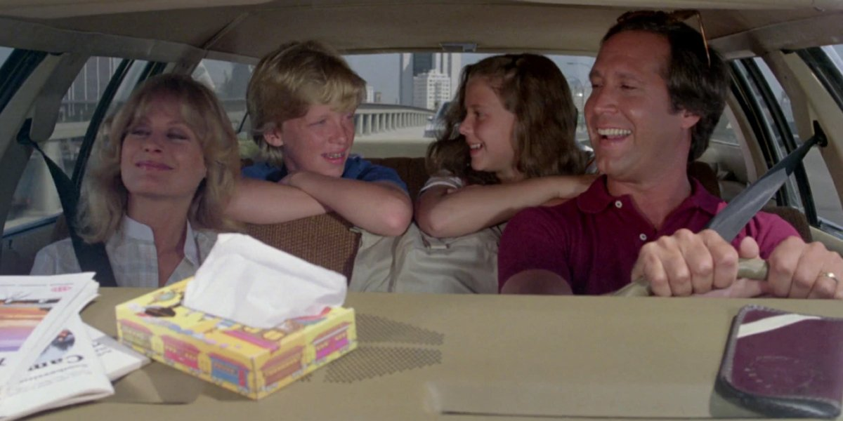 All The National Lampoon's Vacation Movies, Ranked
