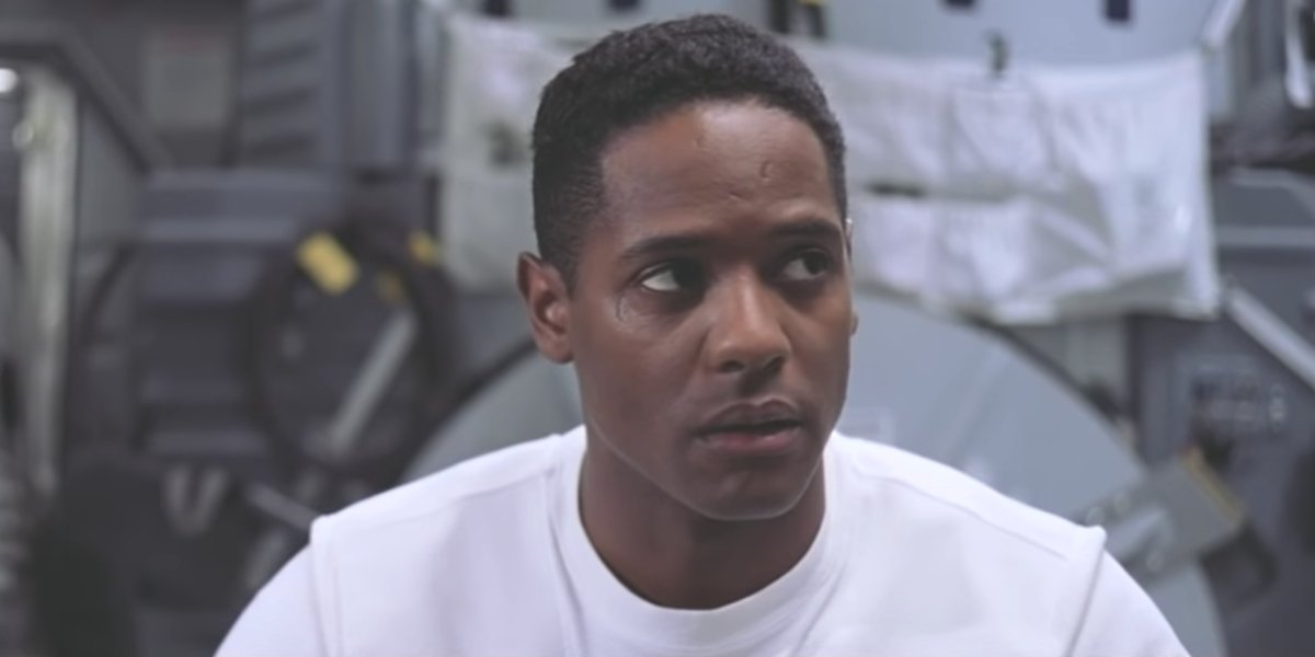 Blair Underwood in Deep Impact