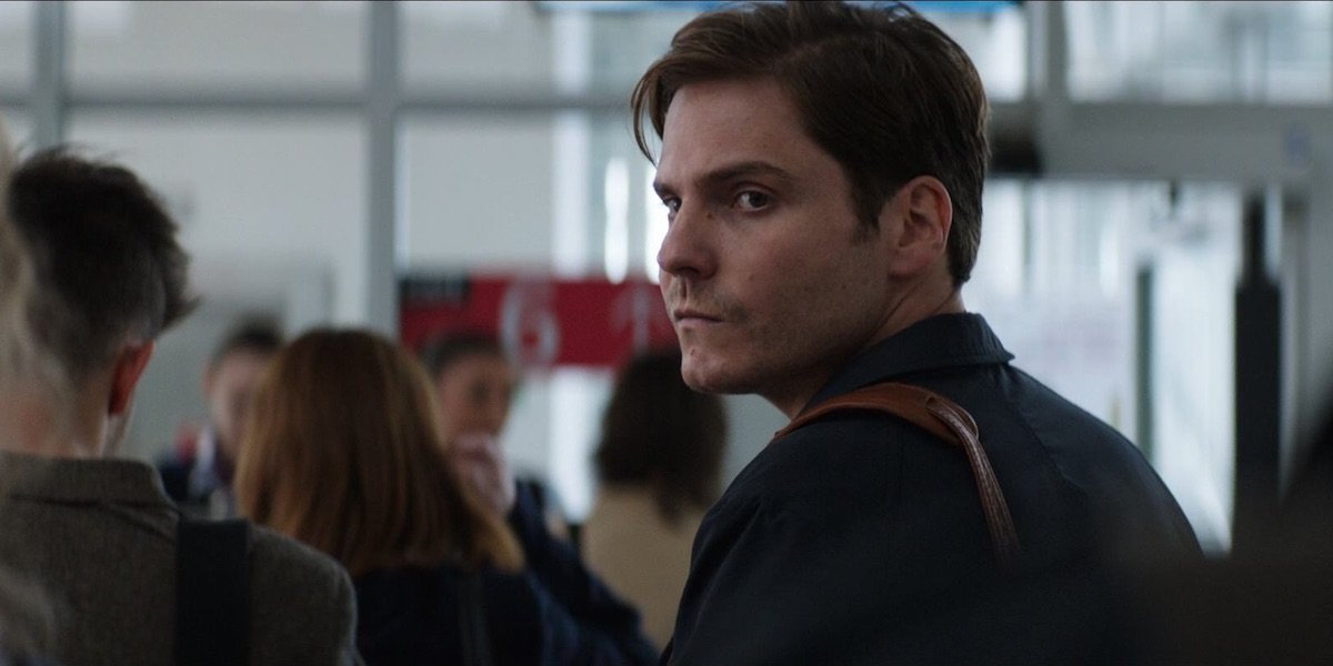 Helmut Zemo, played by Daniel Bruhl
