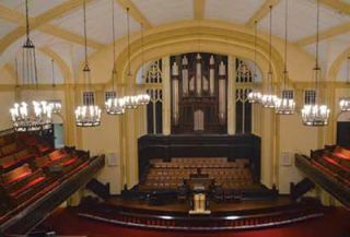Historic Dallas Church Goes Ultra-Modern with AV System Redesign