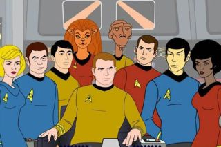 Nickelodeon is developing a new Star Trek kids show.