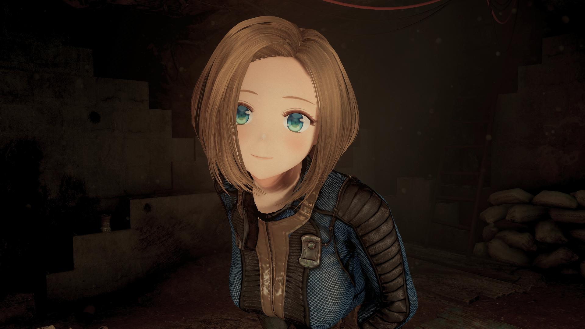 A Fallout 4 mod gives characters anime faces