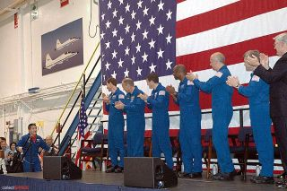 STS-122 Mission Updates: Part 2