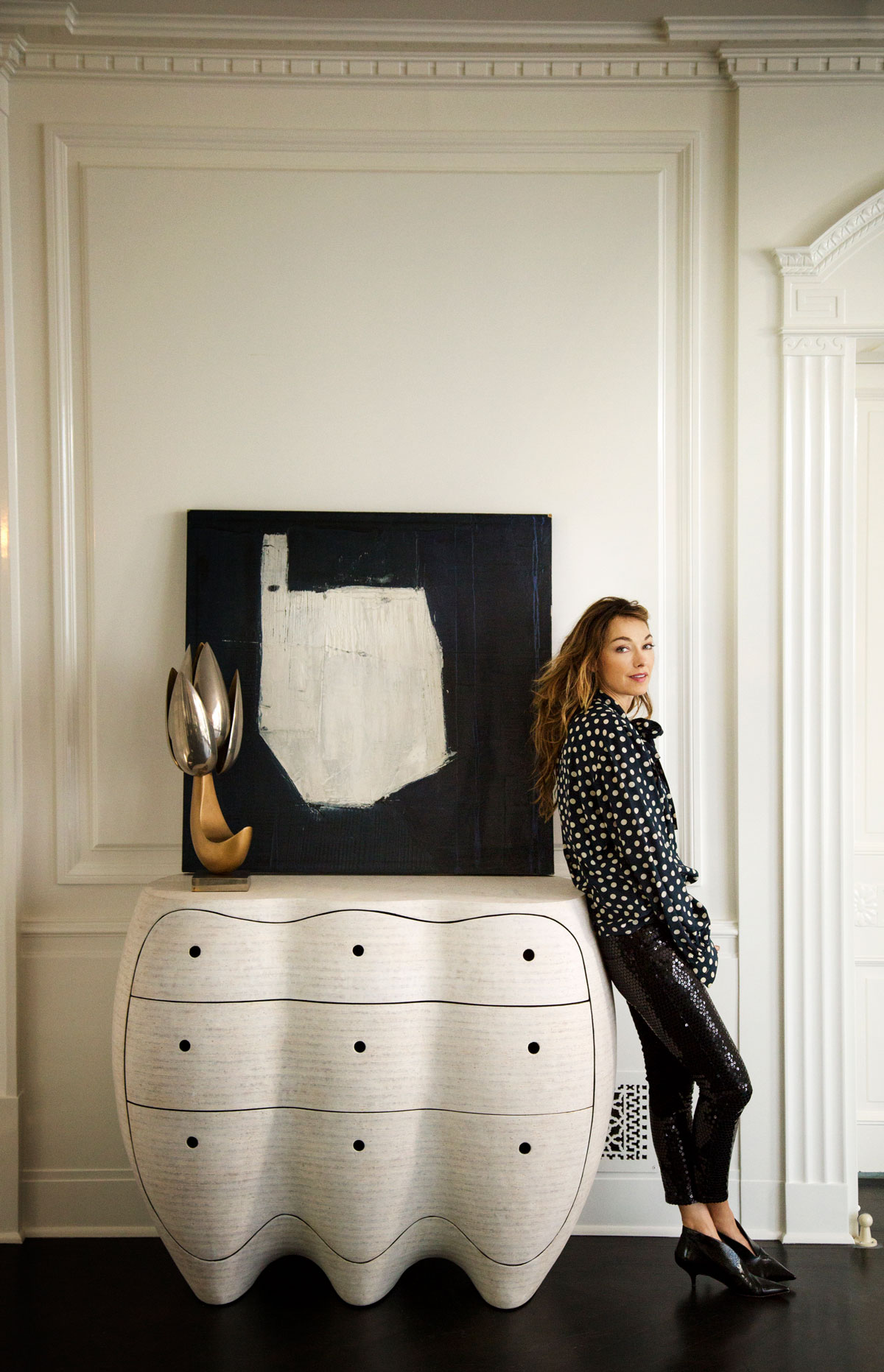 Kelly Wearstler Furniture: Kelly Wearstler's Top Tips On How To Use White