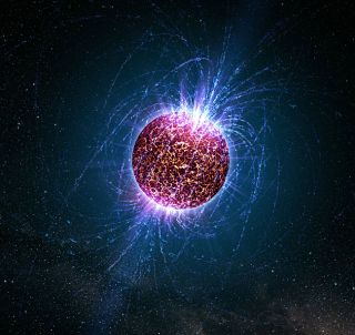 Astronomers Find Closest Neutron Star