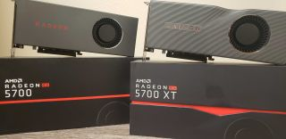 Radeon RX 5700 and 5700 XT