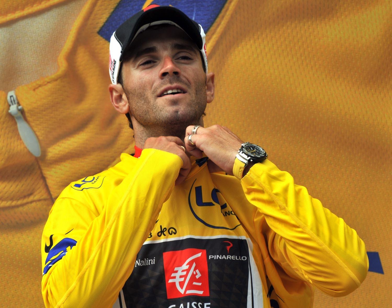 Alejandro Valverde Tour de France 2008