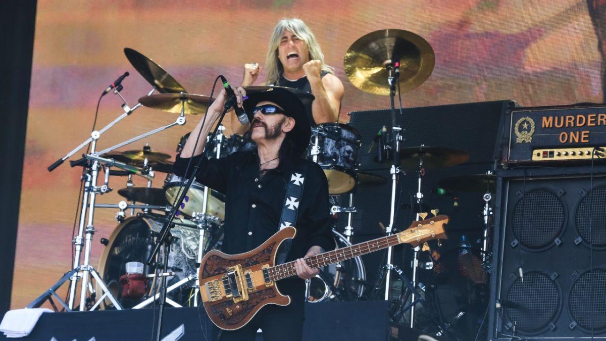 Motorhead drummer Mikkey Dee reveals his last ever conversation with Lemmy