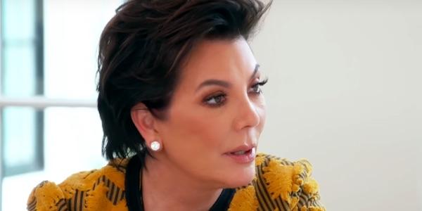 Kris Jenner KUWTK talks Caitlyn 2017