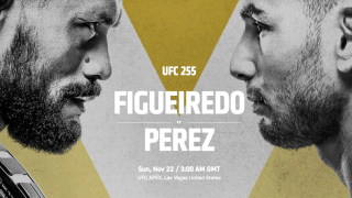UFC 255 live stream: how to watch Figueiredo vs Perez for free