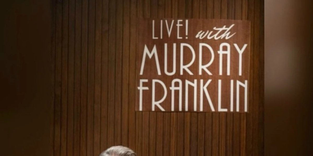 The Live with Murray Franklin logo