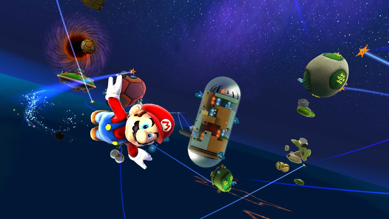 best Nintendo Switch games: Super Mario 3D All-Stars