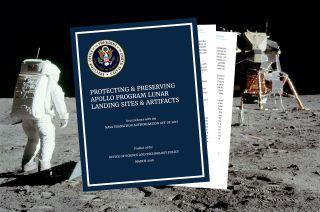ostp protect apollo moon sites