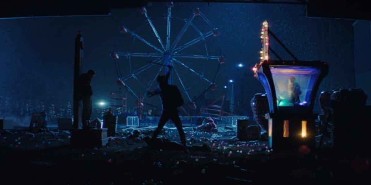 joker beating robin to death on titans season 3 premiere