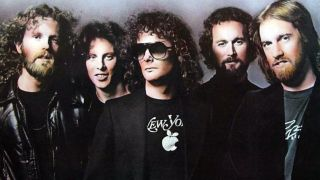 April Wine with Steve Lang, far right
