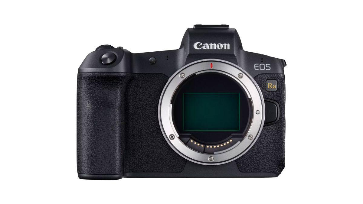 Canon EOS Ra camera review