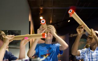 How Your Kids Can Integrate Space Research with Summertime Fun