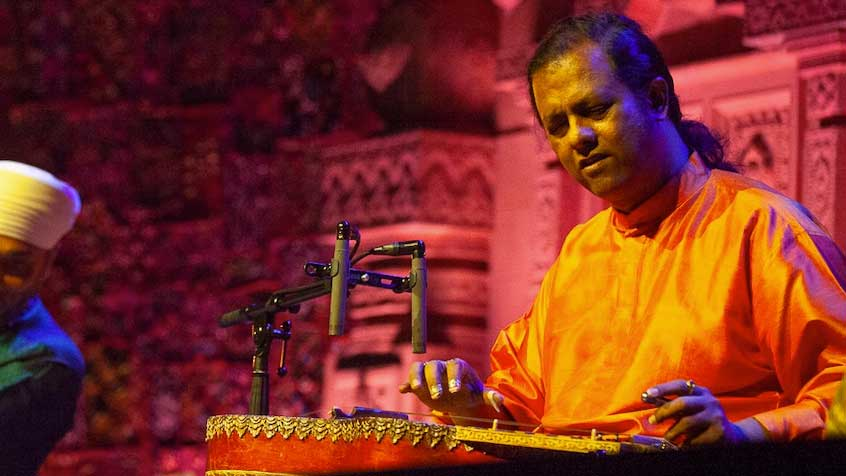 "Debashish Bhattacharya: ""Stay close to the music itself, however you can"""