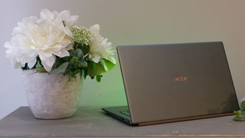 Acer Swift 5 (Intel 11th Gen, 2020) review photos