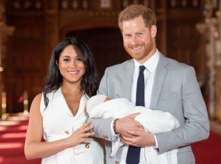 "The name Meghan, with an ""h,"" moved up to slot 703 on the top baby name list, after languishing below the top 1,000 for years."