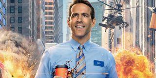 Ryan Reynolds - Free Guy Poster