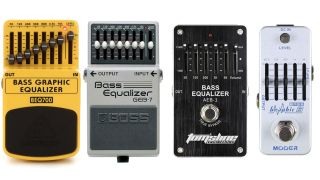 How to use bass EQ pedals
