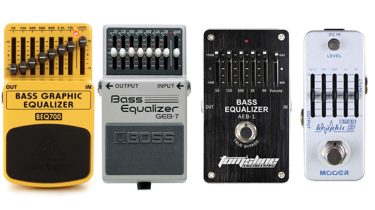 How To Use Bass Eq Pedals To Take Full Control Of Your Low End Guitar World