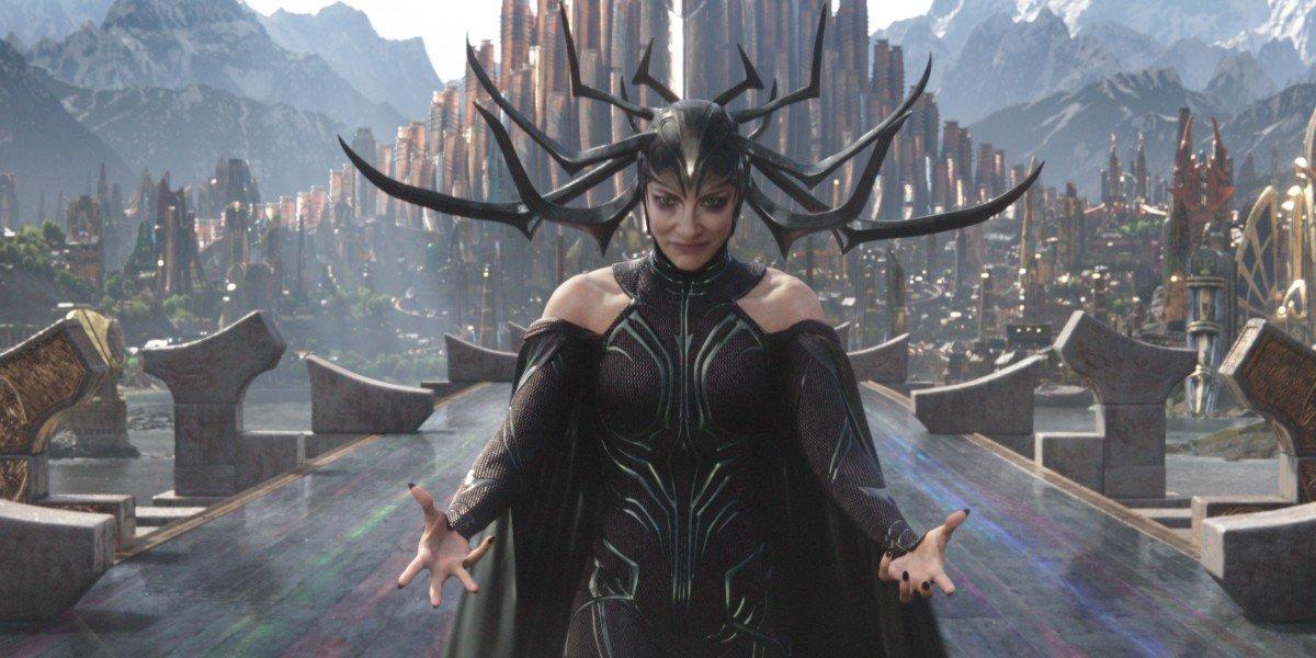 Cate Blanchett - Thor: Ragnarok