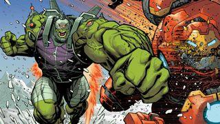 Hulk #1 excerpt