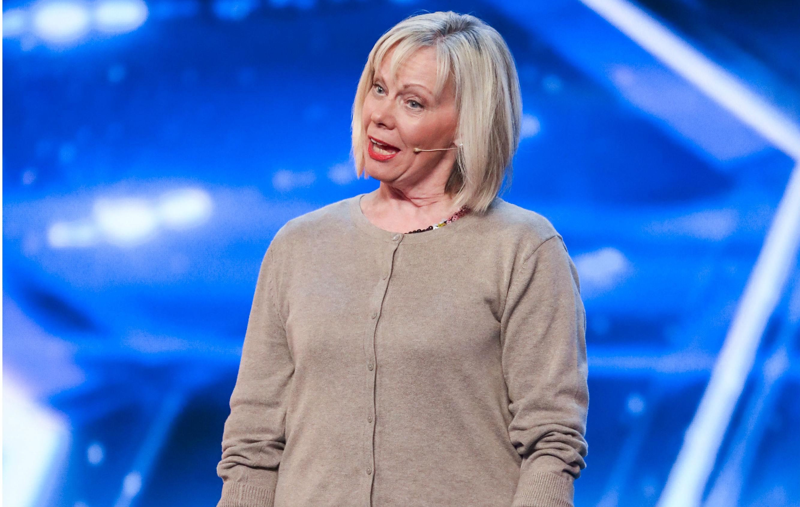 Britain's Got Talent, Christine