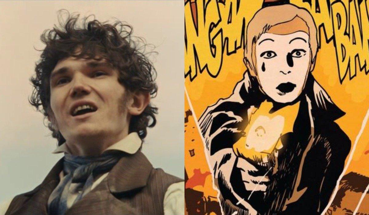 Fra Fee in Les Miserables and Kazi Marvel character