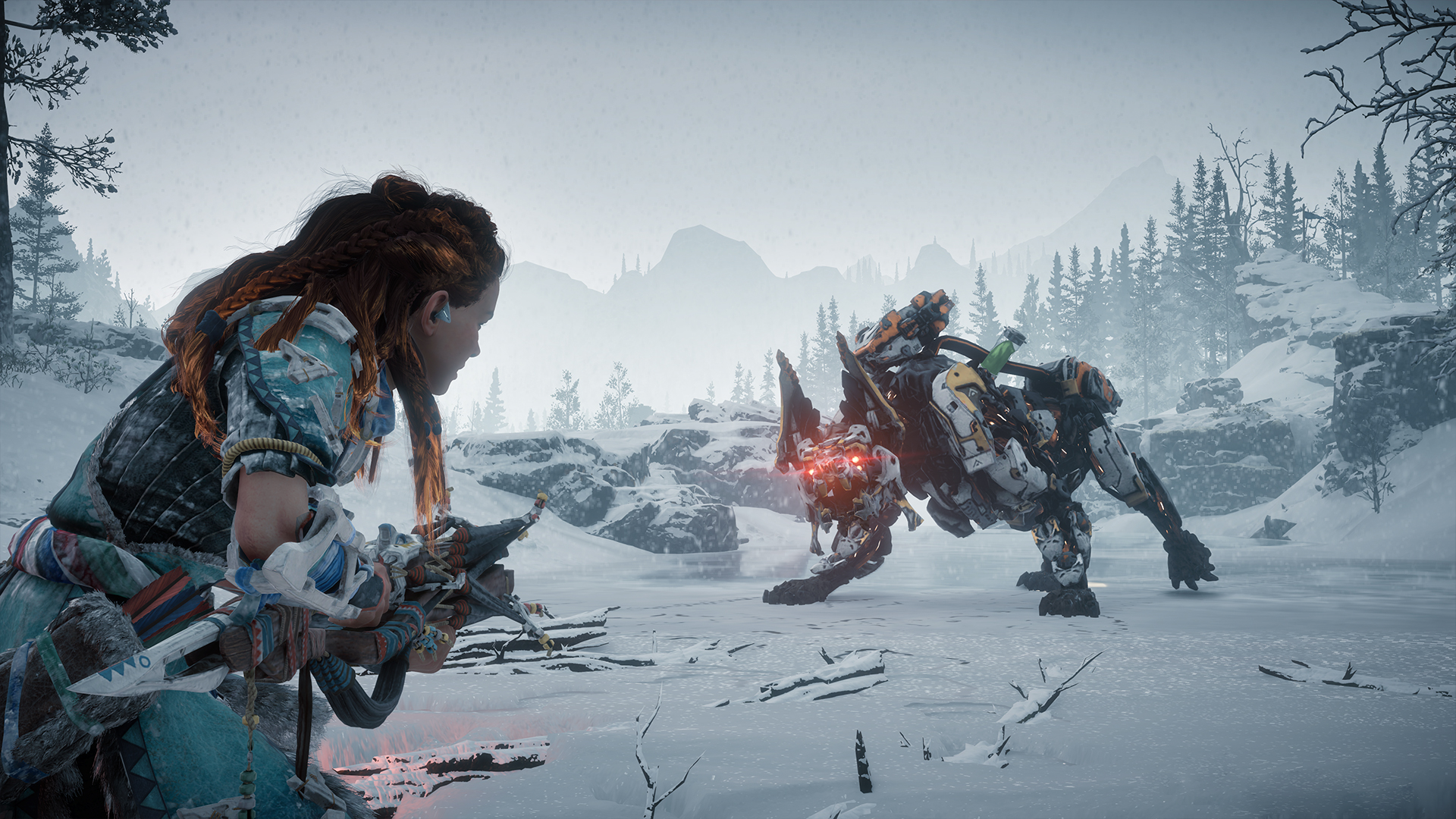Horizon Zero Dawn robots guide | GamesRadar+